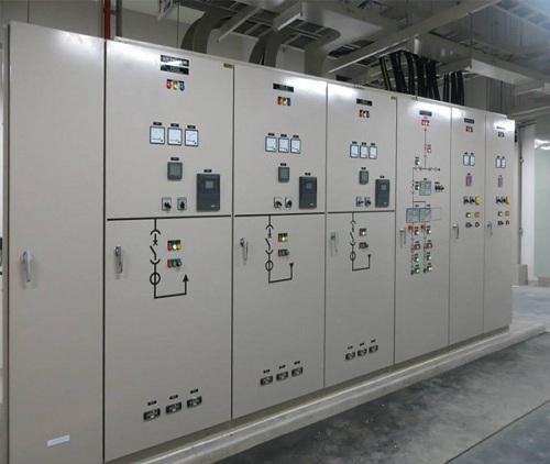 VVFV-24kV - Tủ MRU trung thế 24kV loại 4 ngăn không mở rộng - Compact