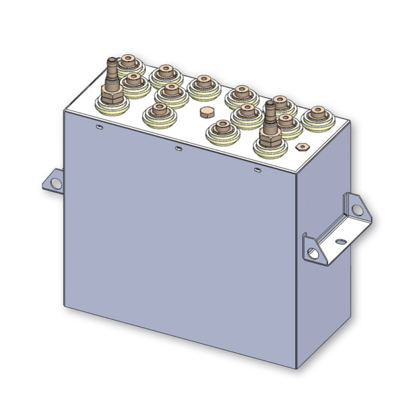 Induction heating up to 5000 kVAr,5 kHz