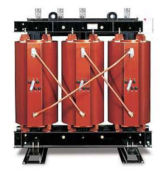 Máy biến áp khô LS Hàn Quốc - LS's Cast Resin Transformer